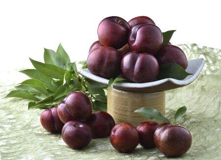 Photo for purple plum - Royalty Free Image