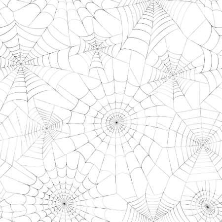 Illustration pour Spider web concept - image libre de droit
