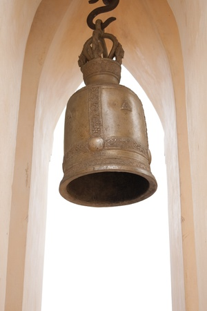 Pure brass bell
