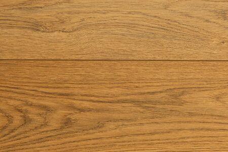 Photo pour Elevated view of light brown oak laminate - image libre de droit