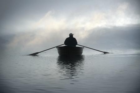 Photo pour Get lost on the way home - image libre de droit