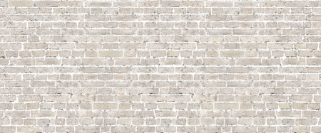 Photo for Beige brick wall seamless pattern. - Royalty Free Image