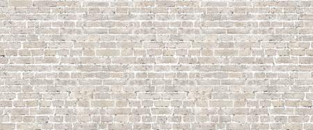 Beige brick wall seamless pattern.
