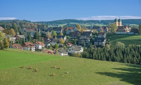 the famous Village of Sankt