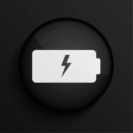 black circle icon.