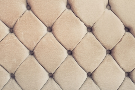 Retro bedstead as a detailed background image