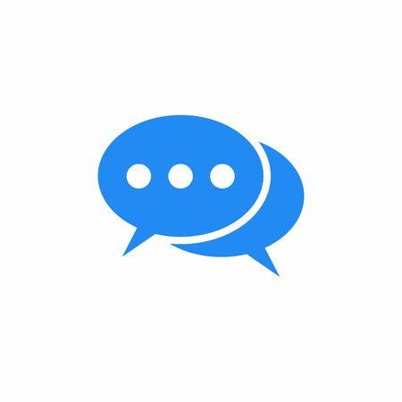 Illustration pour chat icon vector design symbol - image libre de droit