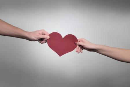 Photo pour One love  - image libre de droit
