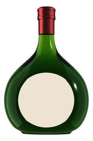 This is a Wine Bottle -