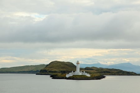 Ardnamurchan Lighthouse Kilchoan Acharacle Scotland  The most westerly point on the British Isles mainland