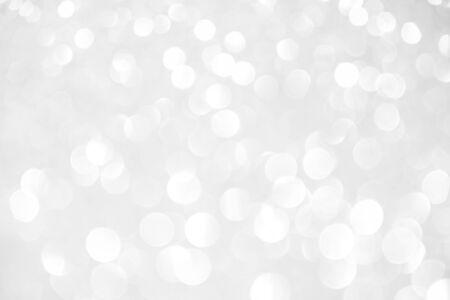Photo pour Christmas bokeh background texture abstract light glittering stars on bokeh. glitter vintage lights background - image libre de droit