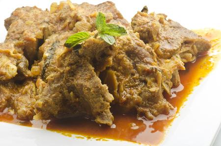 yummy mutton curry