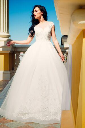 wedding salon is waiting for bride