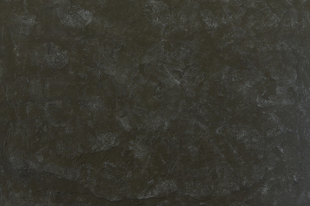 Cement Wall Of Black Background With Drawing Of Gray Color