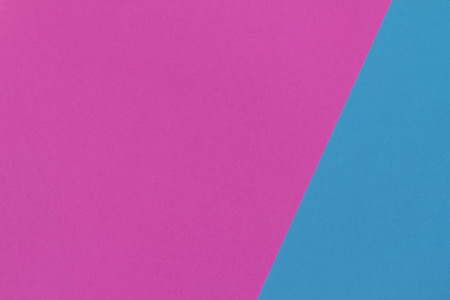 Creative geometric  paper background. Pink, blue pastel colors. Abstraction. Template. Top view.