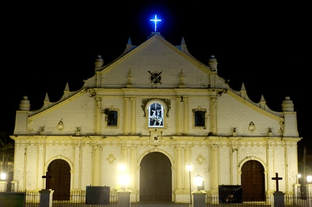 Vigan Cathedral (also known as St. Paul Metropolitan Cathedral) is an earthquake Baroque-styled church built in 1574 commissioned by Spaniard Juan de Salcedo located in the Ilocos region. Philippines