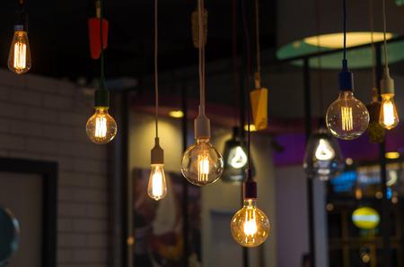 Photo for Luxury lighting decoration - Royalty Free Image
