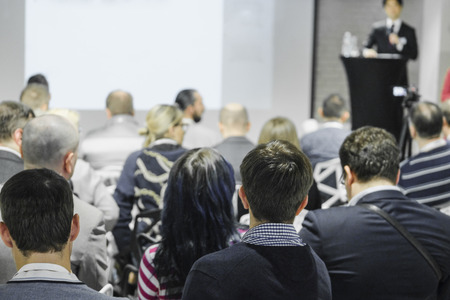 image of a conference