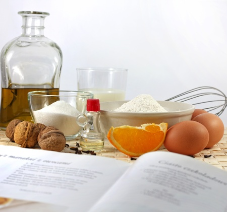 Recipe and baking