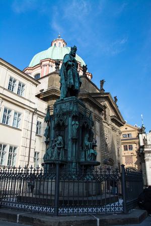 Die Kreuzherrenkirche ist ein KirchengebÀude in der tschechischen Hauptstadt Prag und gehört zur Prager Altstadt.
