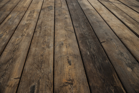 Photo for Abstract Background Wooden Floor Boards - Royalty Free Image