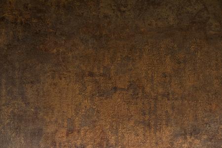 Photo pour Copper antique texture, old metal background - image libre de droit