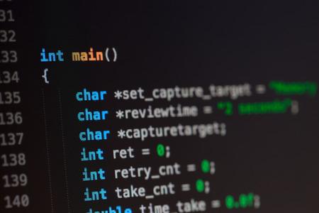 C computer language source code.