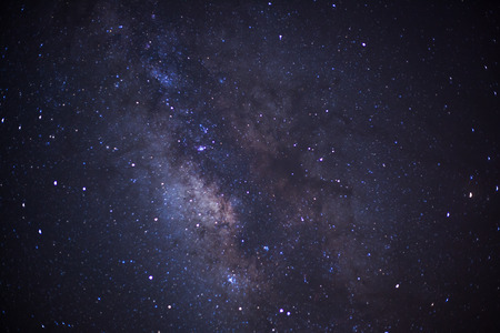 Close-up of Milky Way, Taken via star tracker, low noise high quality.