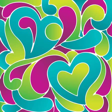 Love background - Vector eps8
