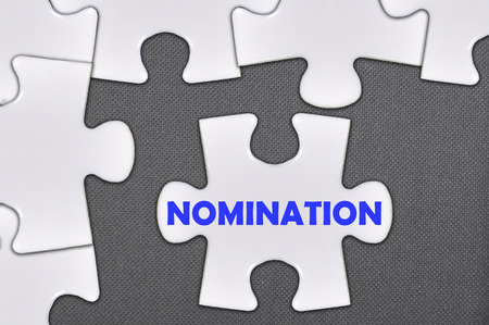 The jigsaw puzzle written nomination