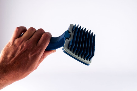 Picture of a Pet Brush for Cats and Dogs
