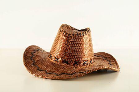 Photo pour Close-up of hat Object on a White Background - image libre de droit