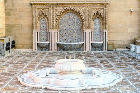 Photo pour panoramic view of rabat city capital morocco, beautiful photo digital picture - image libre de droit