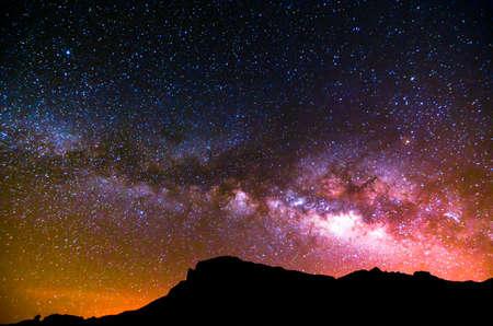 Photo pour Night Sky - image libre de droit