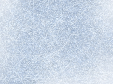 ice rink blue background