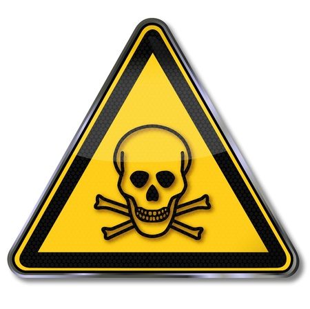 Danger signs and toxic death