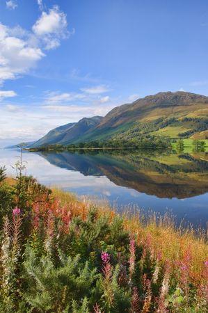 breathtaking scenic nature mountain water landscape