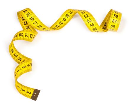 Photo pour Measuring tape - image libre de droit