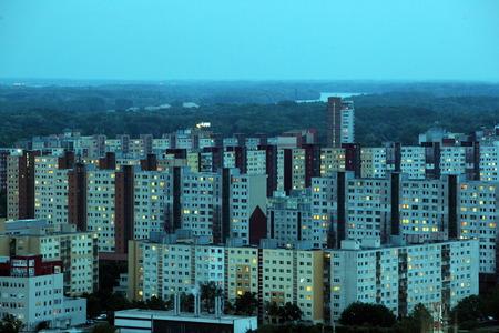 Europe, Eastern Europe city