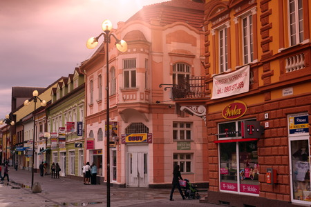 Europe, Eastern Europe old town