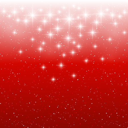 Illustration pour Starry light background for Your design - image libre de droit