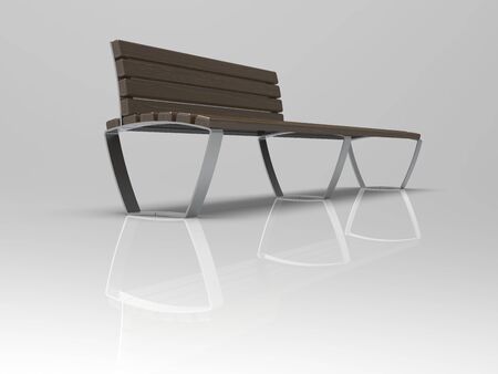 3d image of Bench Campus Line BL 00003.jpg