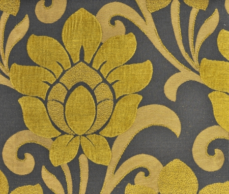 velvet fabric wallpaper