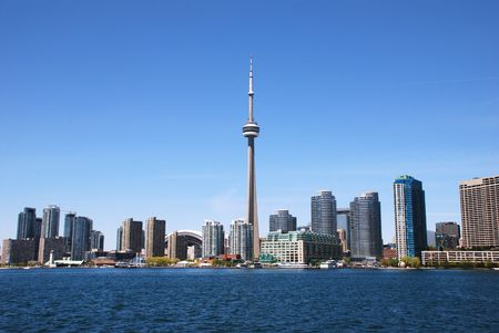 Downtown Toronto skyline