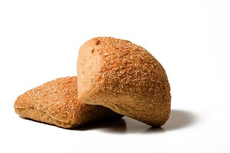 Two rye bread