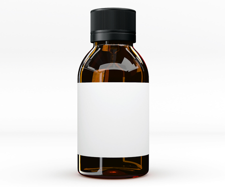 Photo pour Tablet bottle, medicine - image libre de droit