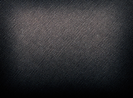 Black fabric texture. Clothes background