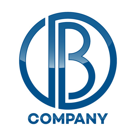 DB company linked letter icon
