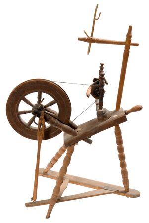 Photo pour Spinning wheel - image libre de droit