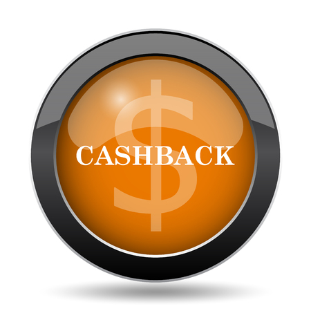 cashback icon cashback website button on white background royalty free images photos and pictures clipdealer